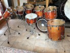 Ludwig Maple 1980 Red Ma *OCCASION*